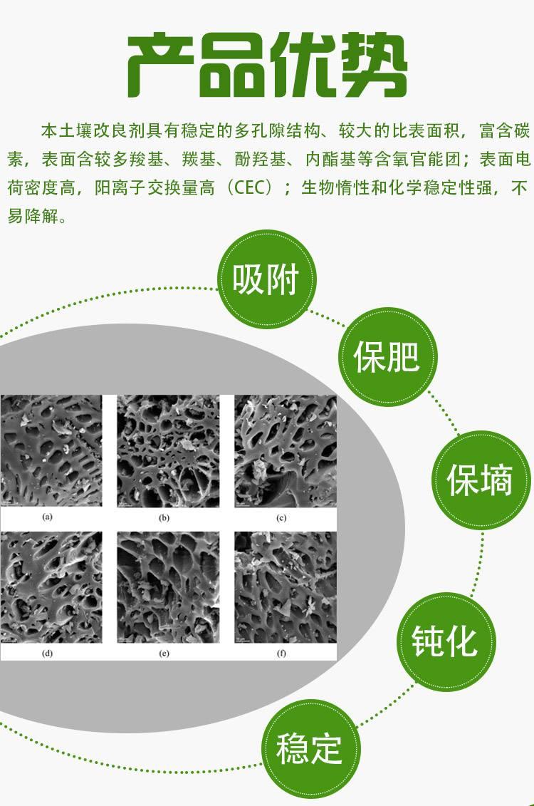 土壤修复剂优势